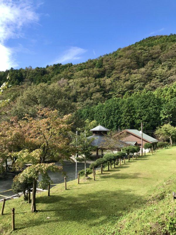 表丹沢野外活動センターキャンプサイト